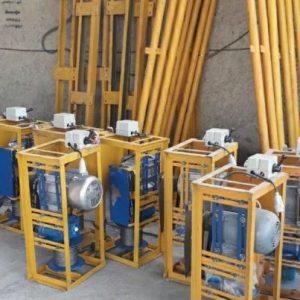 بالابر حمل مصالح بالابر ساختمانی