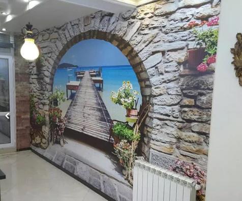 کاغذ دیواری پوستر سه بعدی چاپ کدylo90
