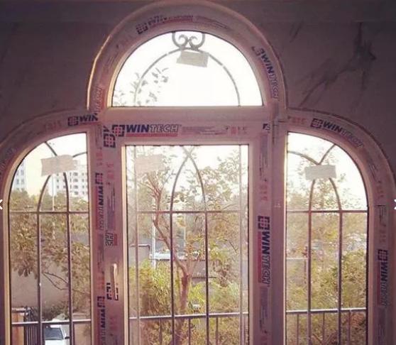 درب و پنجره دوجداره wintech upvc