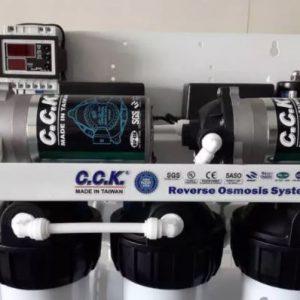 دستگاه تصفیه آب نیمه صنعتی وصنعتی