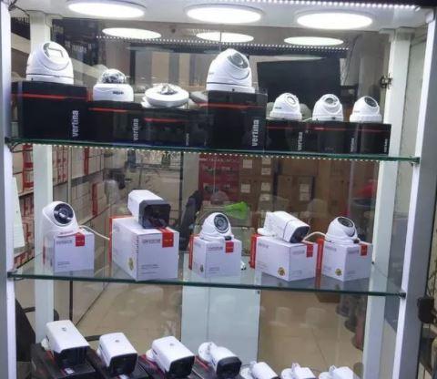 فروشگاه تخصصی سون پارت پکیج متنوع دوربین مدار بسته