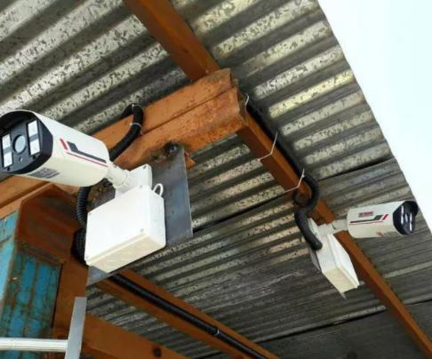 دوربین مدار بسته ساختمان وکارگاه