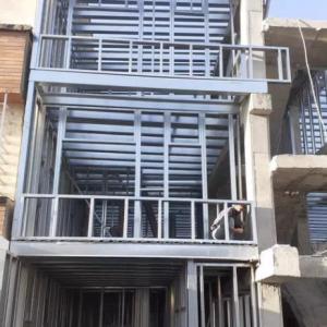 سازه های سبک فولادی ال اس اف lsf و cfs