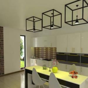 طراحی داخلی و بیرونی با 3DMAX و اجرای دکوراسیون