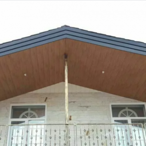 اجرای سقف شیروانی و خرپا