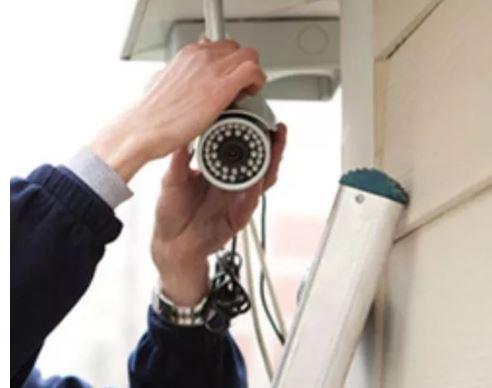 دوربین مدار بسته با نصب آسان