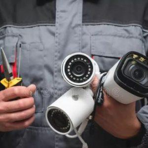 آموزش دوربین مدار بسته به همراه استخدام