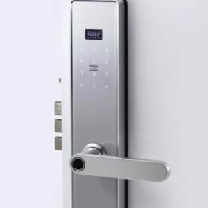 قفل ودستگیره دیجیتال اثر انگشتی ALOCK مدل N118F