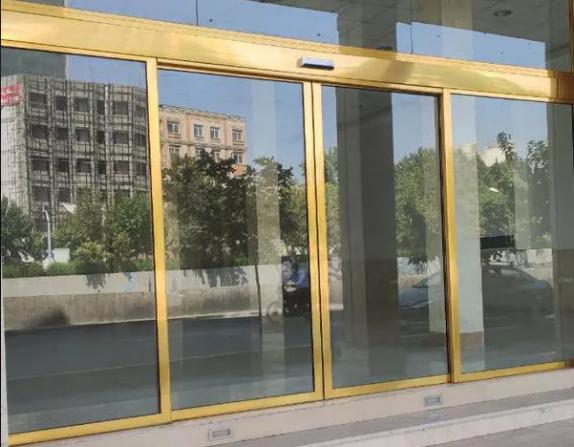درب های اتوماتیک شیشه ای
