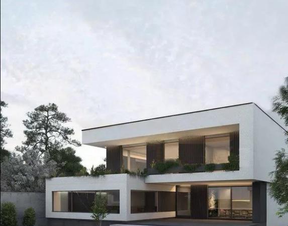 ساخت ویلا و ساختمان پیش ساخته با سیستم LSF
