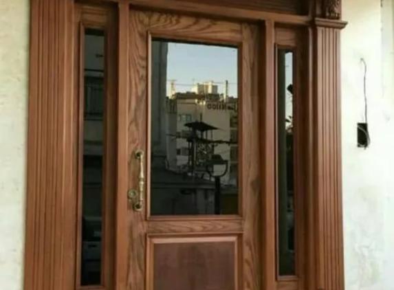 درب ورودی ضد سرقت، لابی ، اتاق