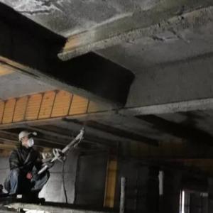 شاتکریت ضد حریق شات کریت دیوار ، سقف و تحکیم گود