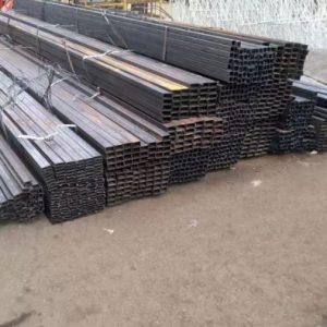 فروش آهن قوطی پروفیل ورق نبشی ناودانی تیرآهن رابیس
