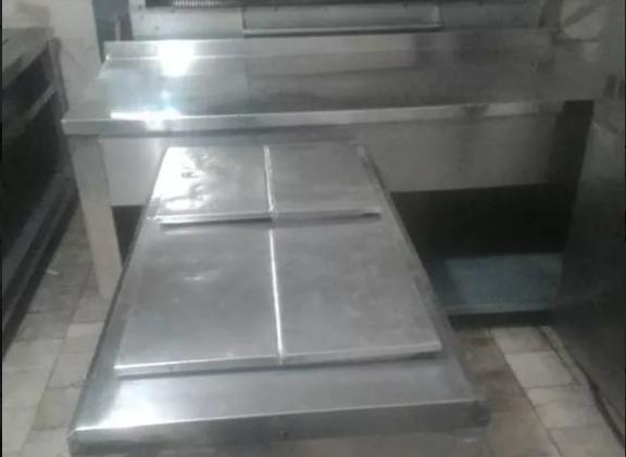 فروش کامل تجهیزات آشپزخانه صنعتی