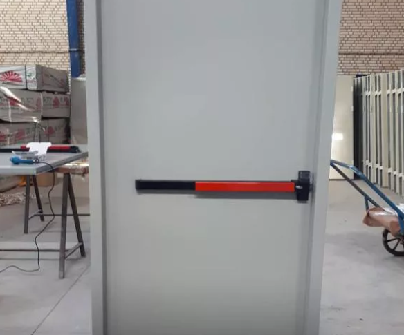 درب ضد حریق ضد آتش با تائیدیه آتش نشانی ضدحریق