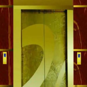 تولیدکننده ی انواع کابین آسانسور روکش درب استیل