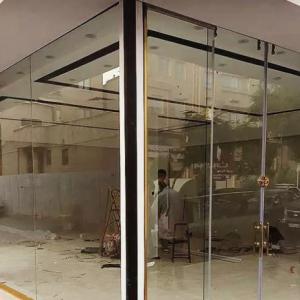 شیشه سکوریت(نصب وتعمیرات)