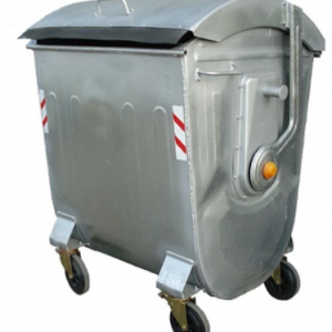 سطل زباله مکانیزه گالوانیزه