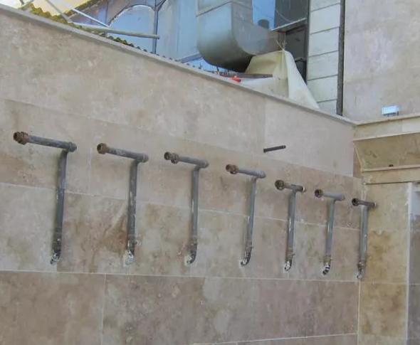 لوله کشی آب فاضلاب و گاز و تاسیسات ساختمان کل نقاط