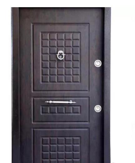 درب ضد سرقت cnc pvc