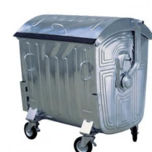 سطل زباله 880 لیتری گالوانیزه