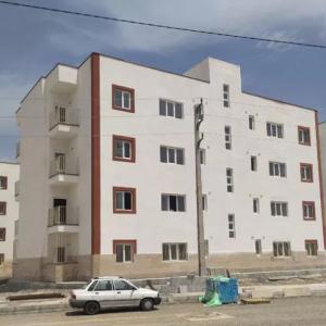 نقاشی نمای ساختمان با و کیفیت