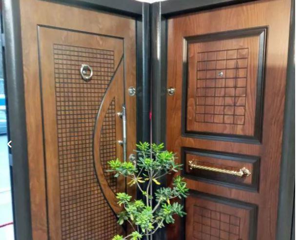 مرکز اصلی درب ضدسرقت درب ضد سرقت رویه فلز ویلا
