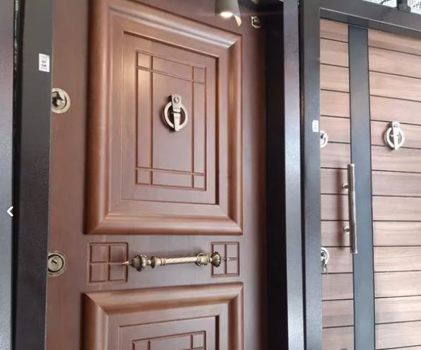 کارخانه در ضدسرقت درب ضد سرقت اتاق ویلا فلز ضداب