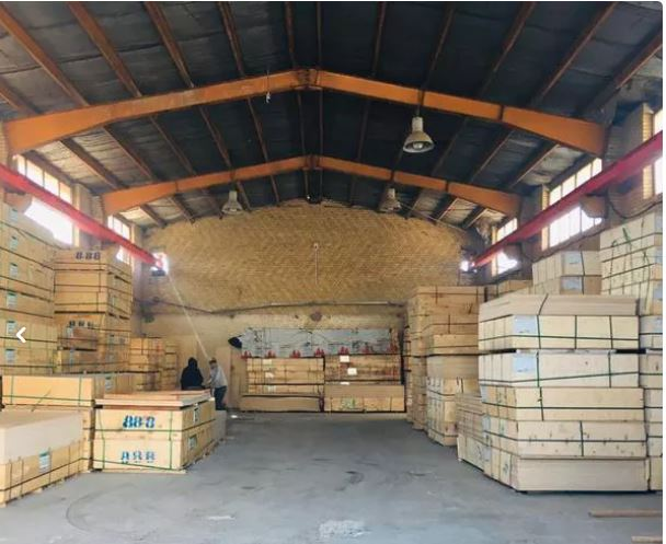 تخته چندلایی روس(چوب پلی وود) سه لایی قالب بندی
