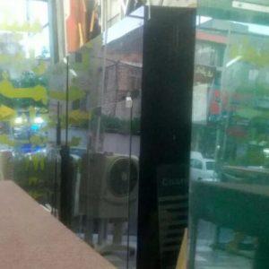 شیشه بری ابگینه تولید درب و پنجره ساختمانی و سوله