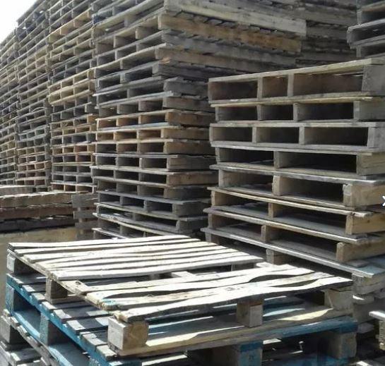 خرید وفروش انواع پالت چوبی و چوب تخته