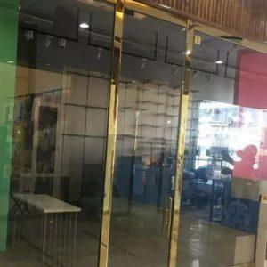 شیشه سکوریت درب اتوماتیک.کرکره برقی جک پارکینگ