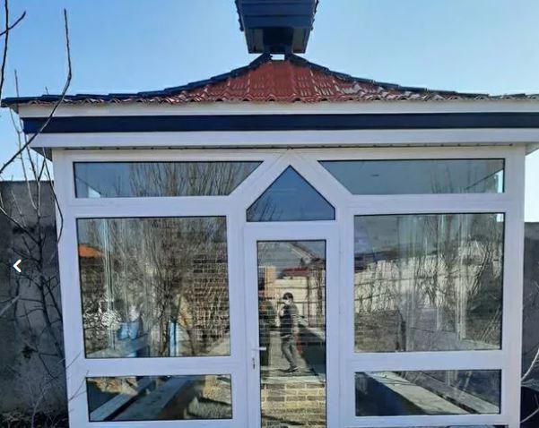 تولید و نصب درب و پنجرهی دو جداره upvc