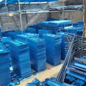 تولید کننده جک سقفی قالب بتن لوازم داربست