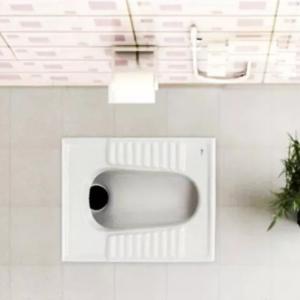 کاسه توالت ایرانی گلسار ۲۶