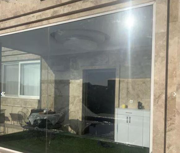 شیشه میرال شیشه سکوریت کرکره برقی درب اتوماتیک
