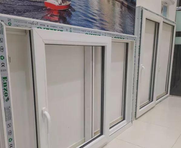 درب و پنجره دوجداره (وینتک)(هافمن) UPVC