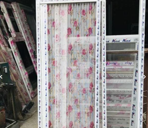نصب و اجرای انواع درب و پنجره و توری آلومینیوم