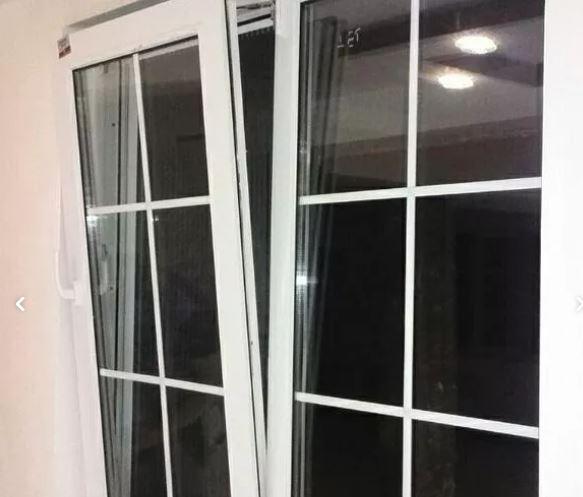 تعویض درب و پنجره دوجداره UPVC