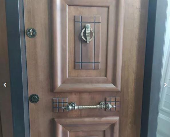 درب ضد سرقت و اتاقی