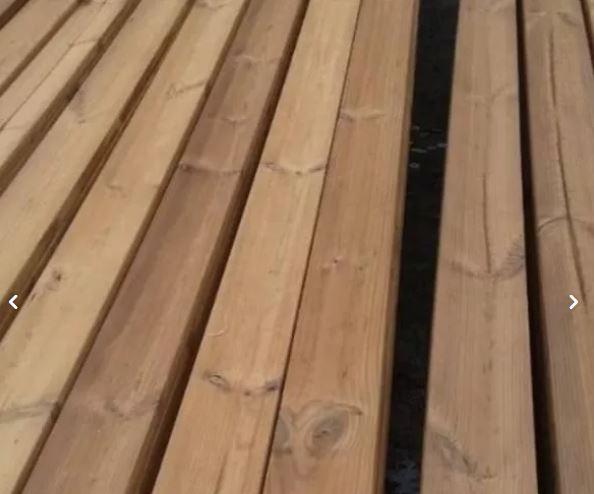 چوب ترمو ایرانی فروش عمده