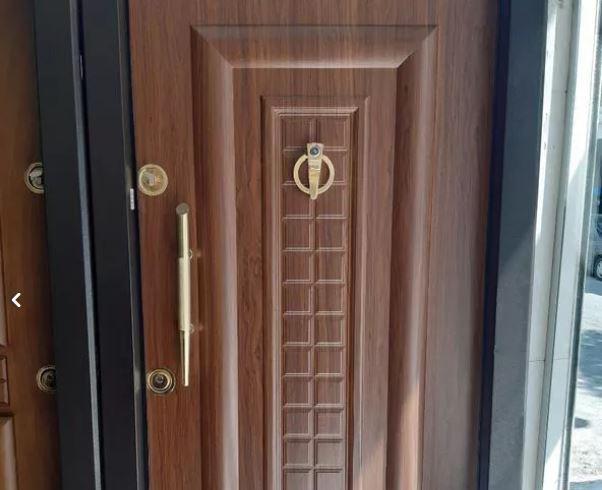 تولید کننده درب ضدسرقت اتاق رویه فلز ضدآب ضد سرقت