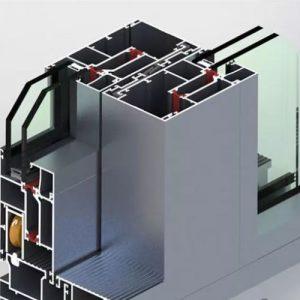ساخت انواع درب و پنجره های آلومینیومی و توری
