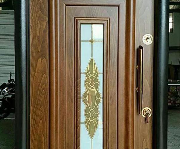 درب ضد سرقت فلزی درب ضدسرقت باغی