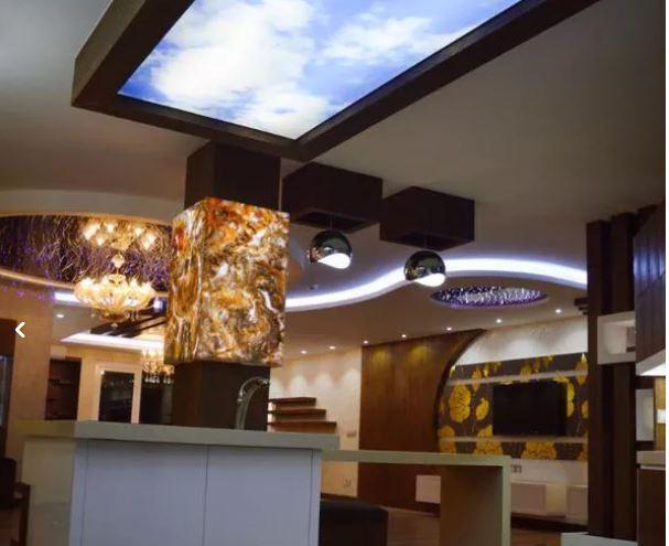 بازسازی ساختمان  طراحی و اجرای دکوراسیون داخلی