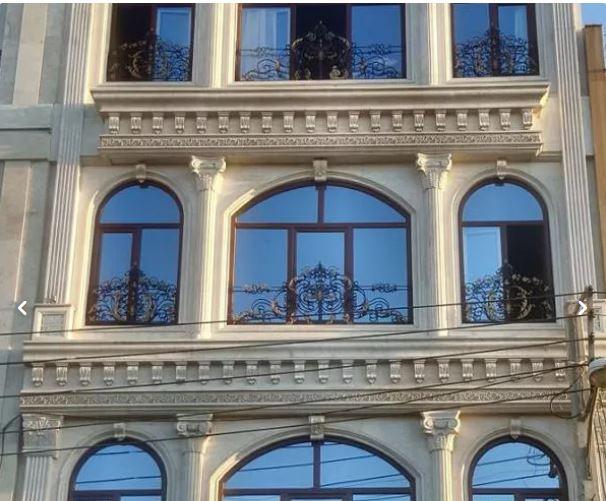 درب و پنجره دوجداره upvc آلومینیوم از کارخانه