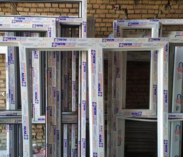 تولید درب پنجره دوجداره upvc و آلمینیوم و توری