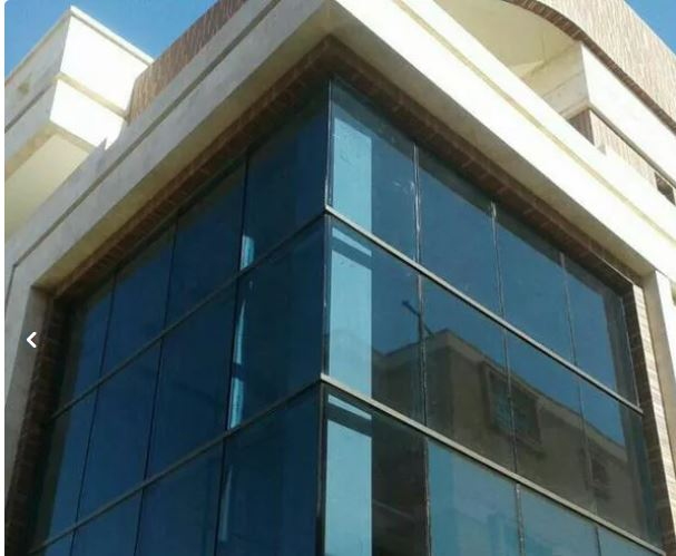 در و پنجره دوجداره آلومینیوم اختصاصی ترمال شیشه