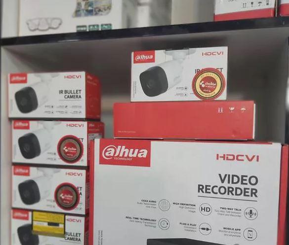دوربین مدار'بسته HDCVI دآهوآ