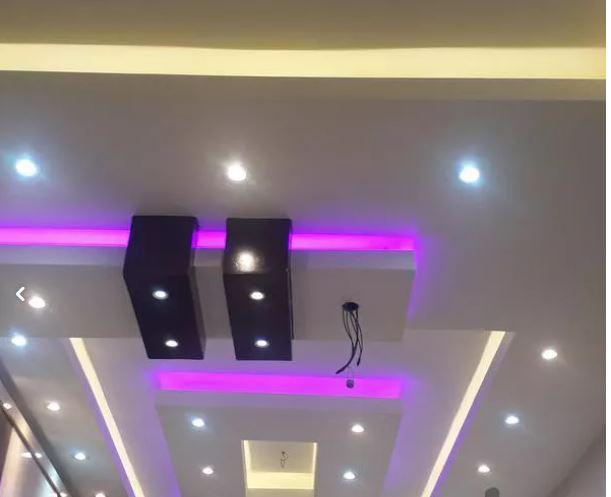 برقکار برق کار برق نورپردازی کناف برقکار ساختمان